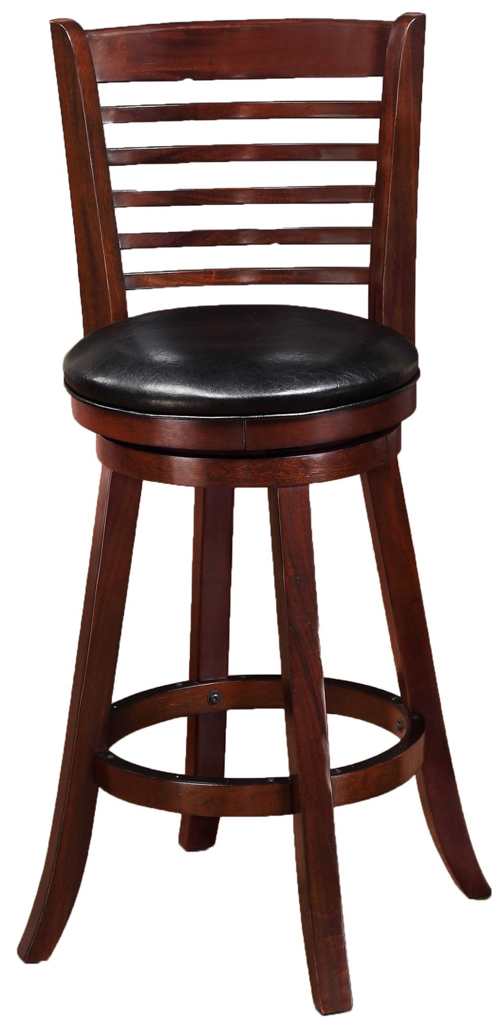 Crown Mark Bar Stools 2996c 29 Transitional High Swivel Chair