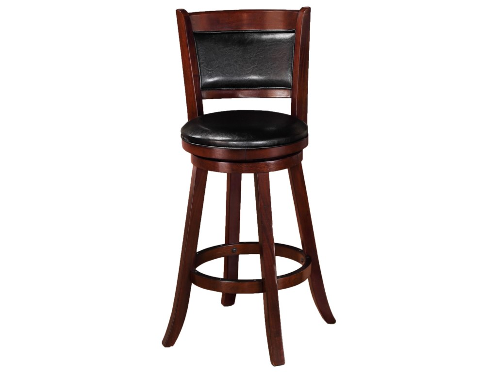 Crown Mark Bar StoolsHigh Swivel Chair