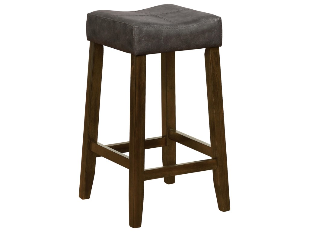 Crown Mark Bar Stools CMCounter Height Stool