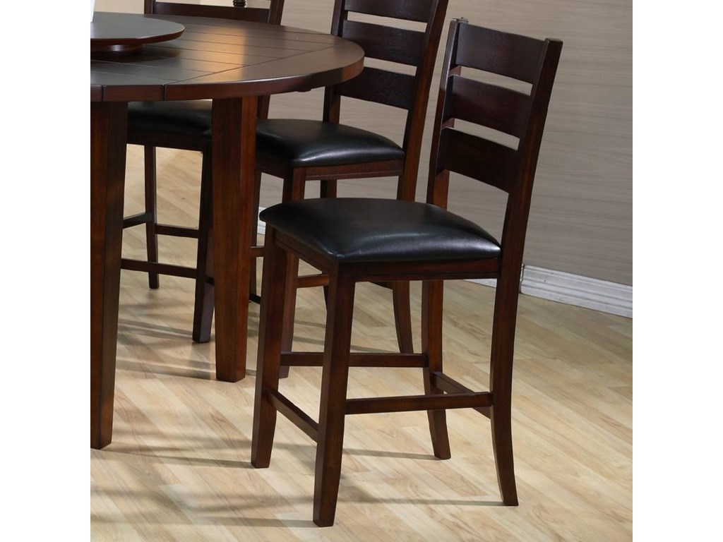 Crown Mark BardstownCounter Height Chair