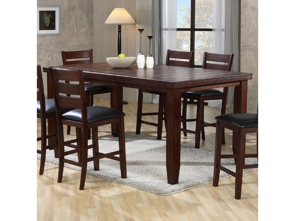 Crown Mark BardstownCounter Height Table