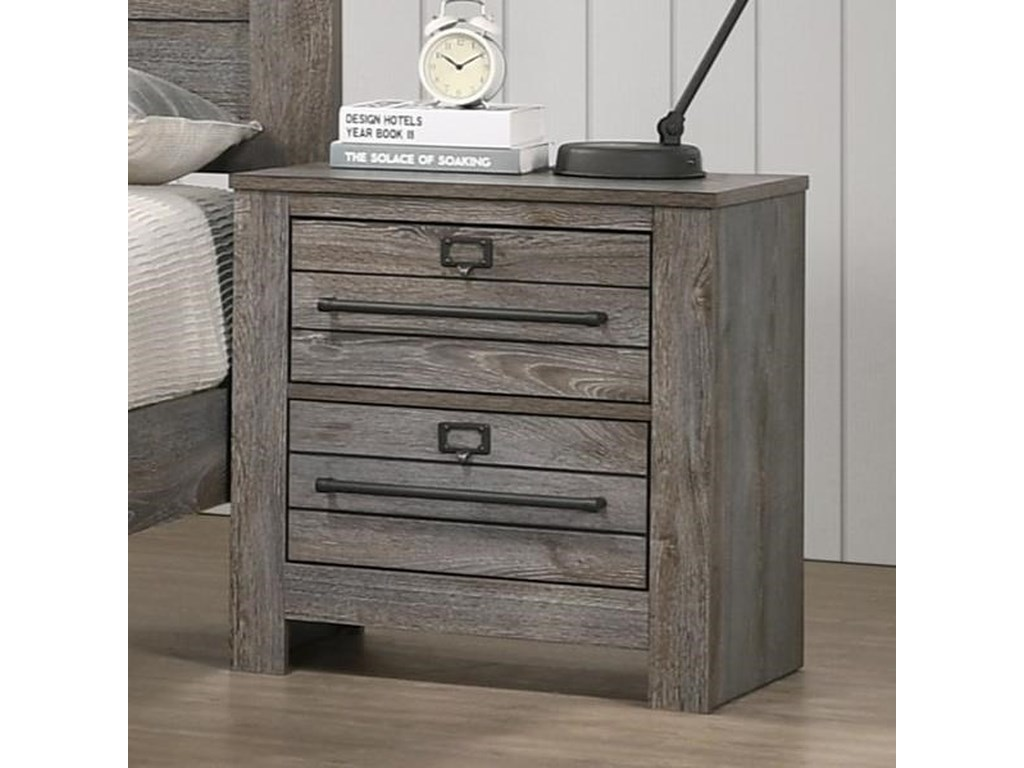 Crown Mark BatesonNightstand