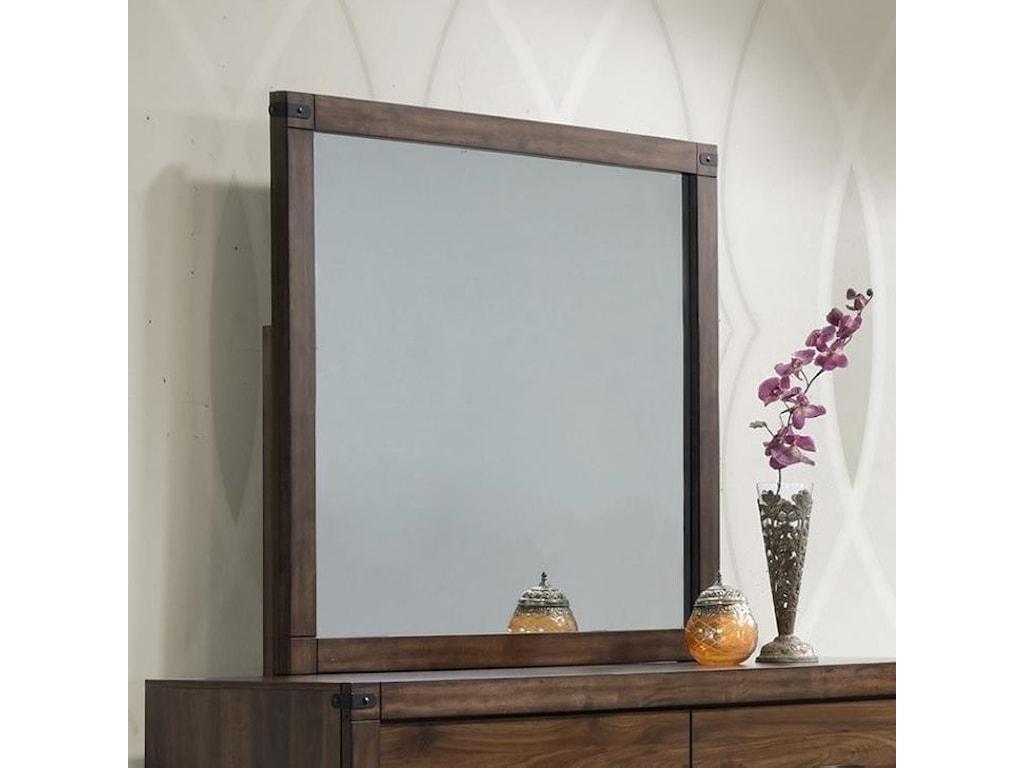 Crown Mark BelmontDresser Mirror
