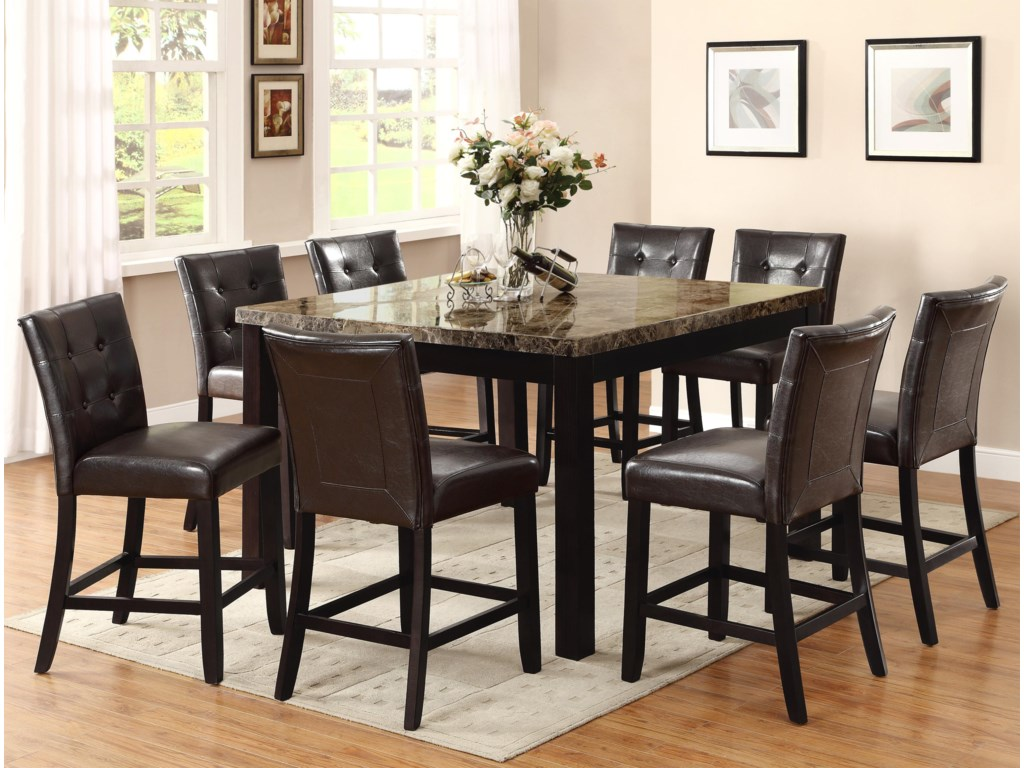 Shown with Counter Stools