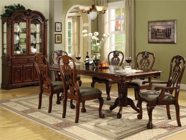Formal Dining Room Group | Fayetteville, NC Formal Dining Room Group ...