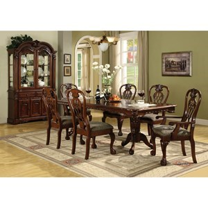 Dining Room Sets With Buffet And Hutch