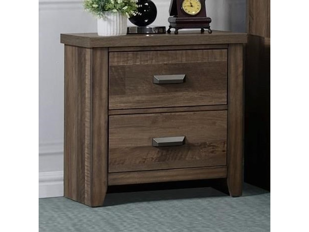 Crown Mark CalhounNight Stand