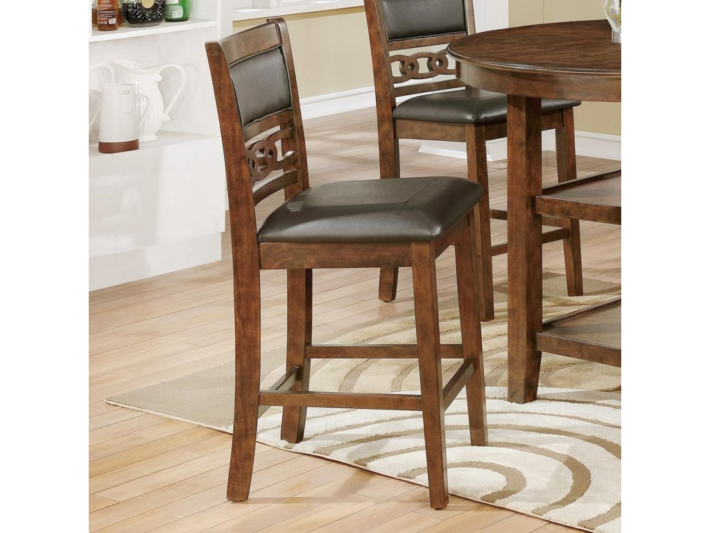 Crown Mark CallyCounter Height Chair