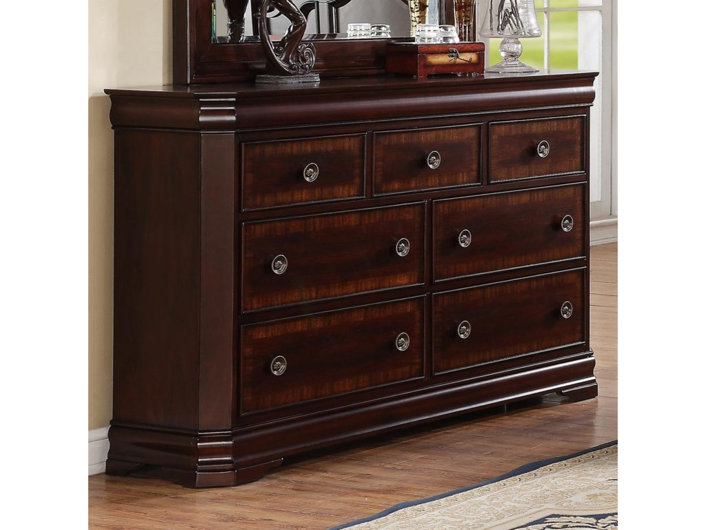 Crown Mark CharlotteDresser
