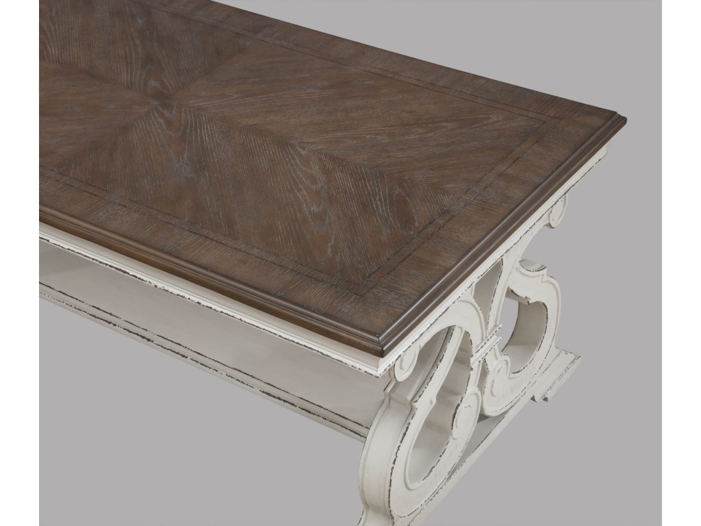 Crown Mark ClementineCoffee Table