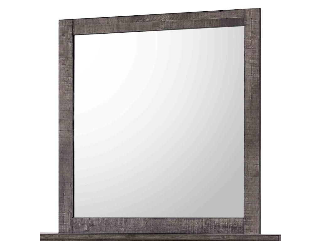 Crown Mark CoraleeDresser Mirror