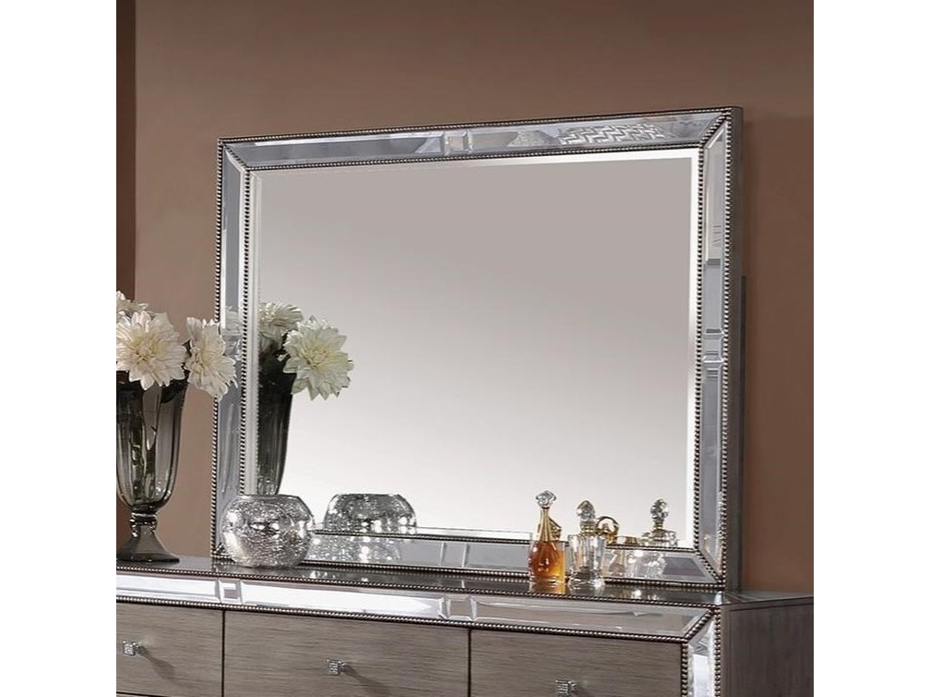 Crown Mark CosetteDresser Mirror