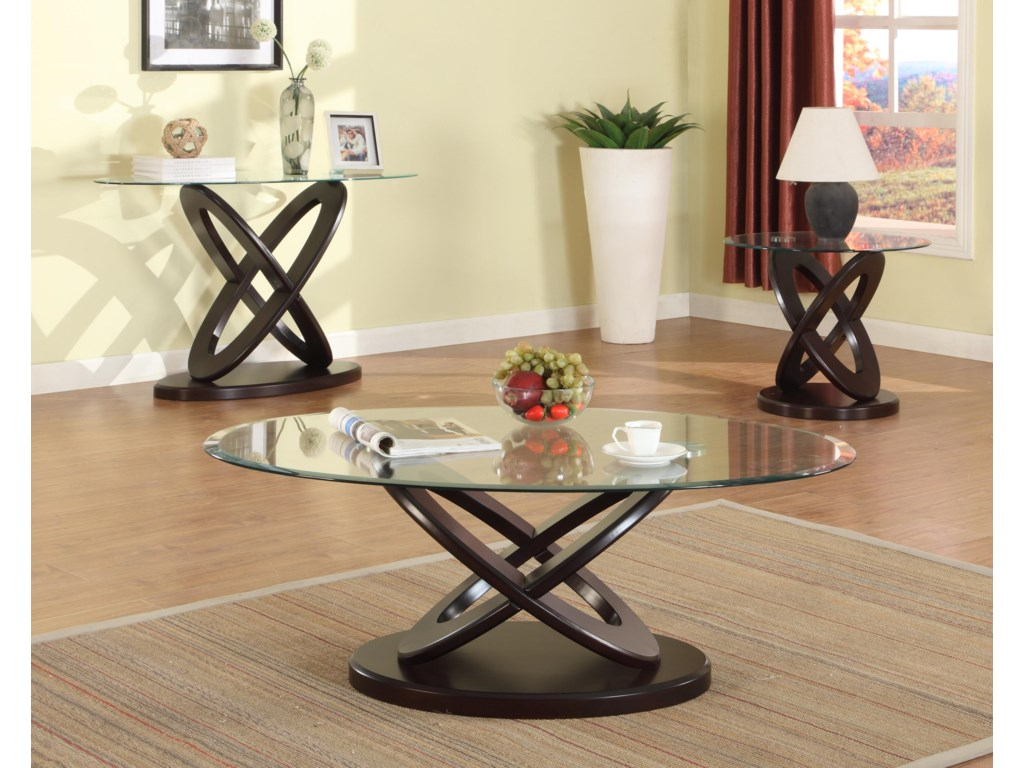 Del Sol CM CycloneCoffee Table