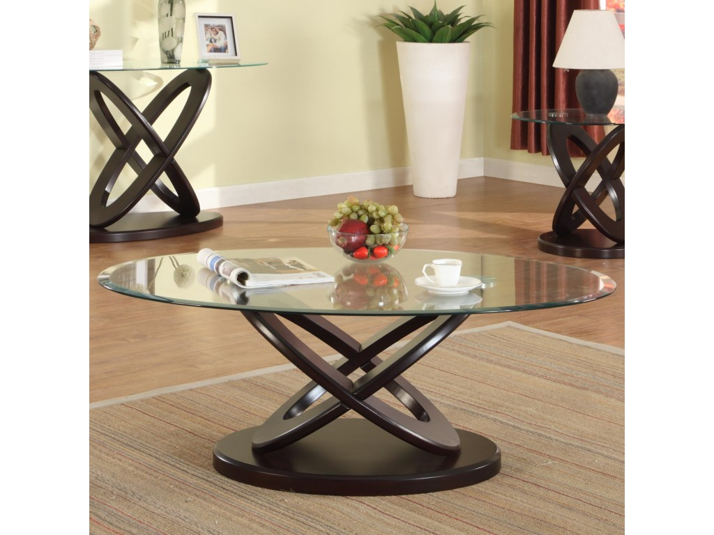Cyclone Coffee Table