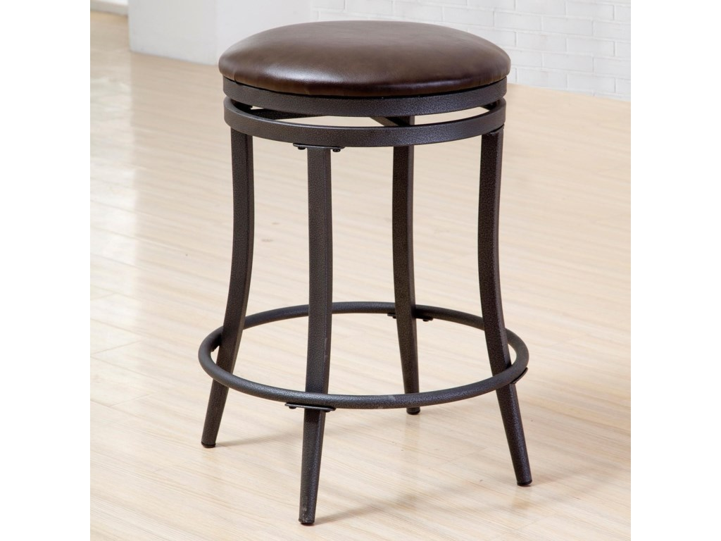 Crown Mark DavidCounter Height Stool