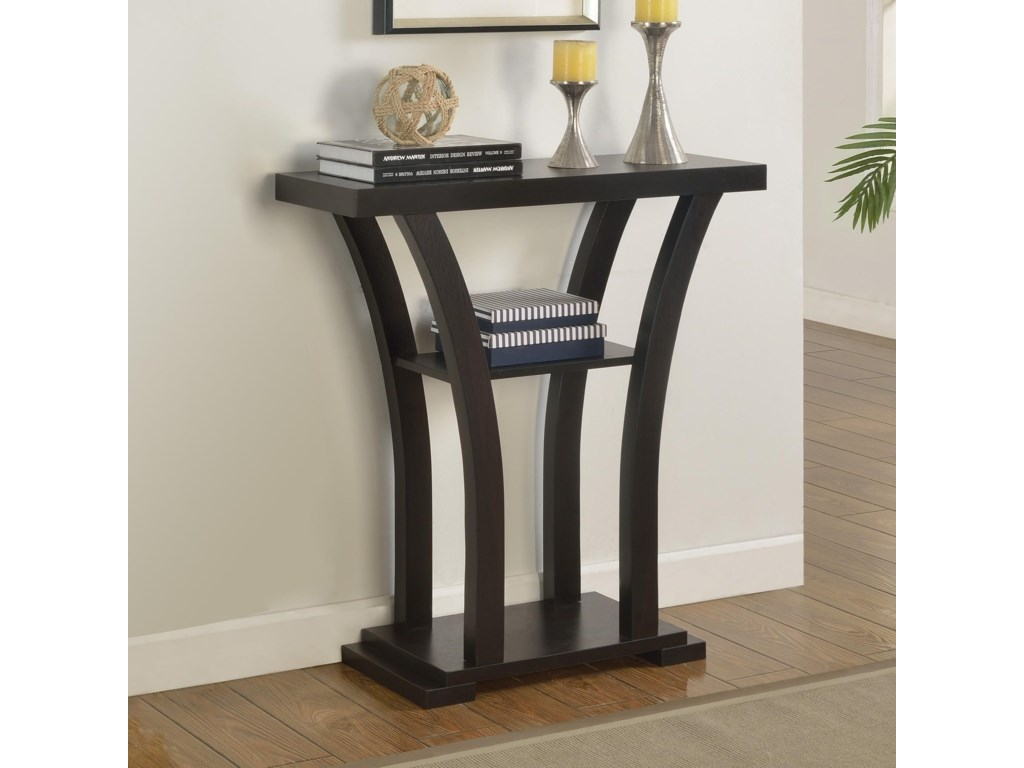 Crown Mark Dr Modern Console Table