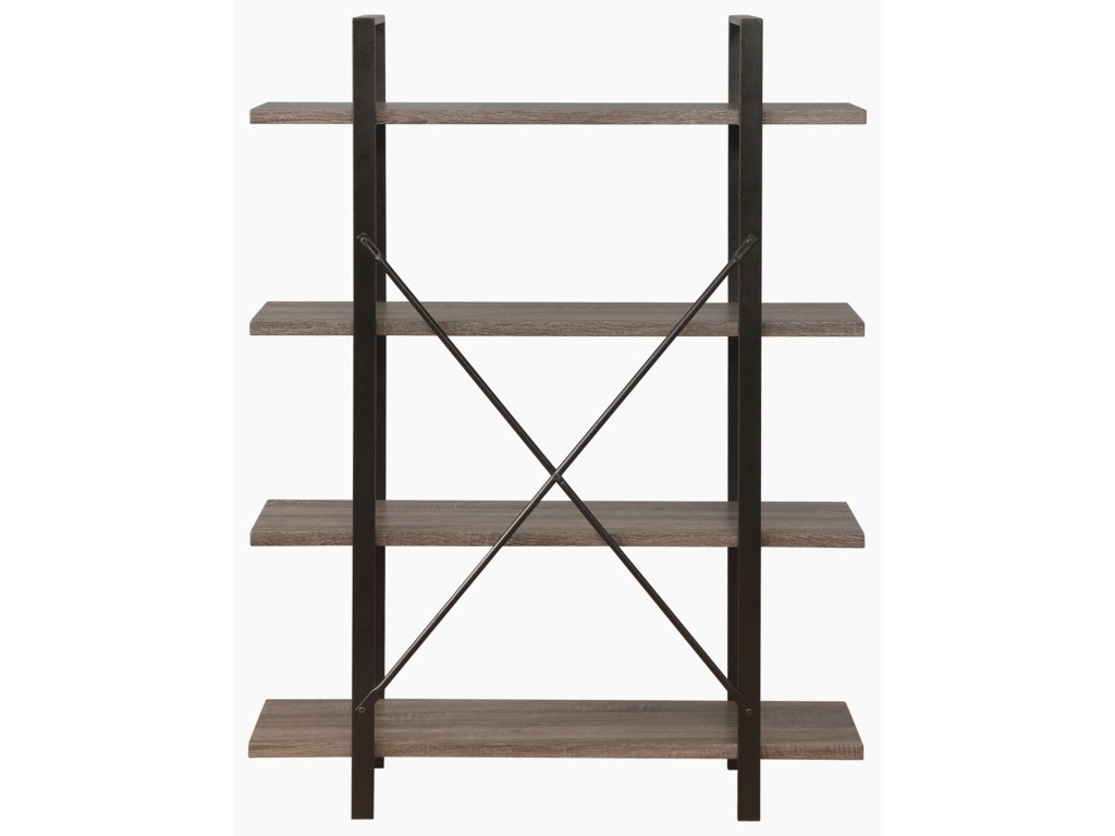Crown Mark DurangoEtagere Bookcase
