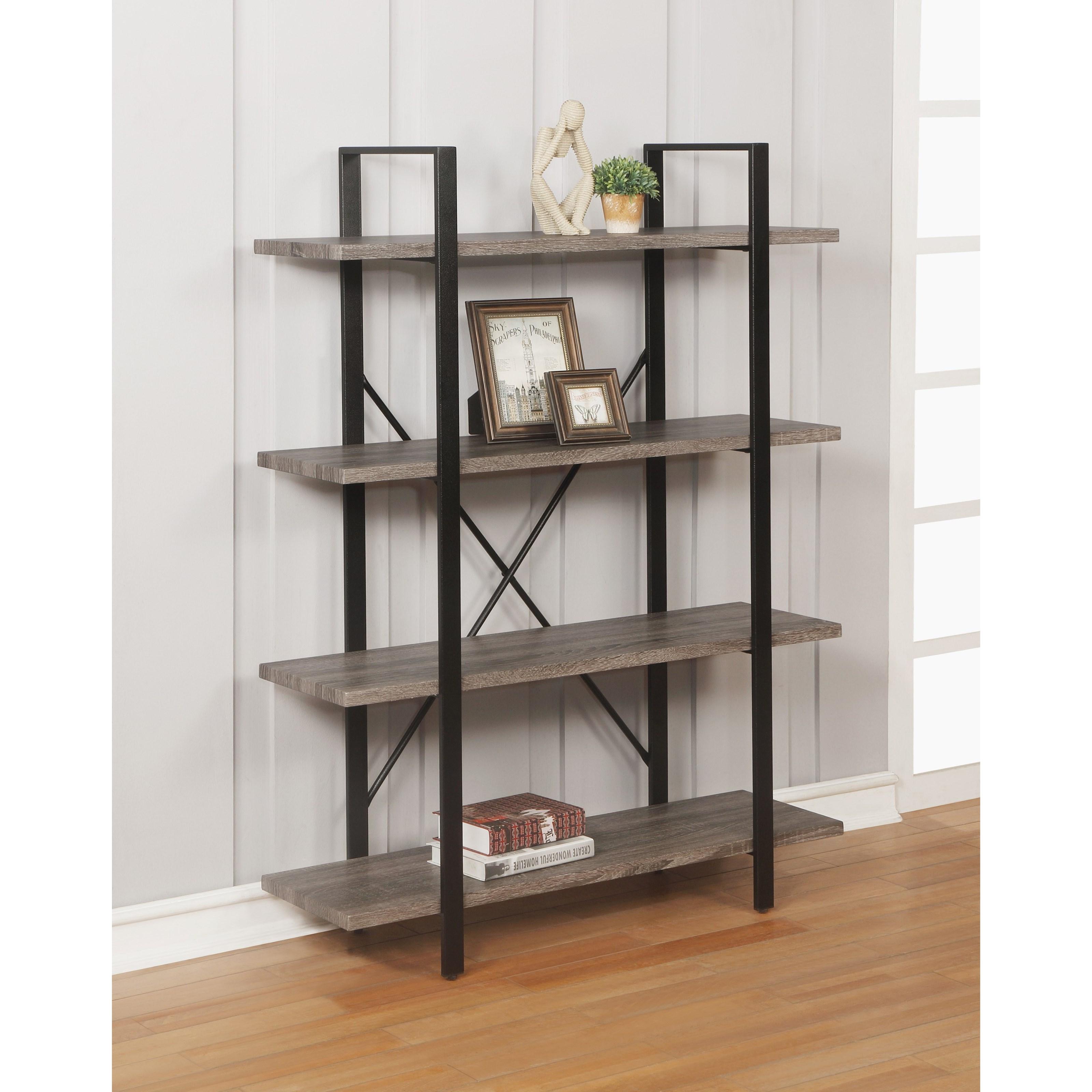 Durango Etagere Bookcase