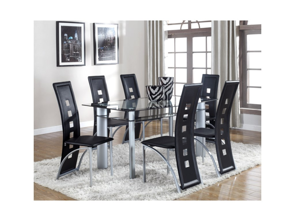 Crown Mark EchoDining Table
