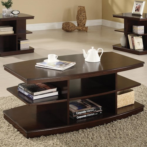 Crown Mark Ella Coffee Table