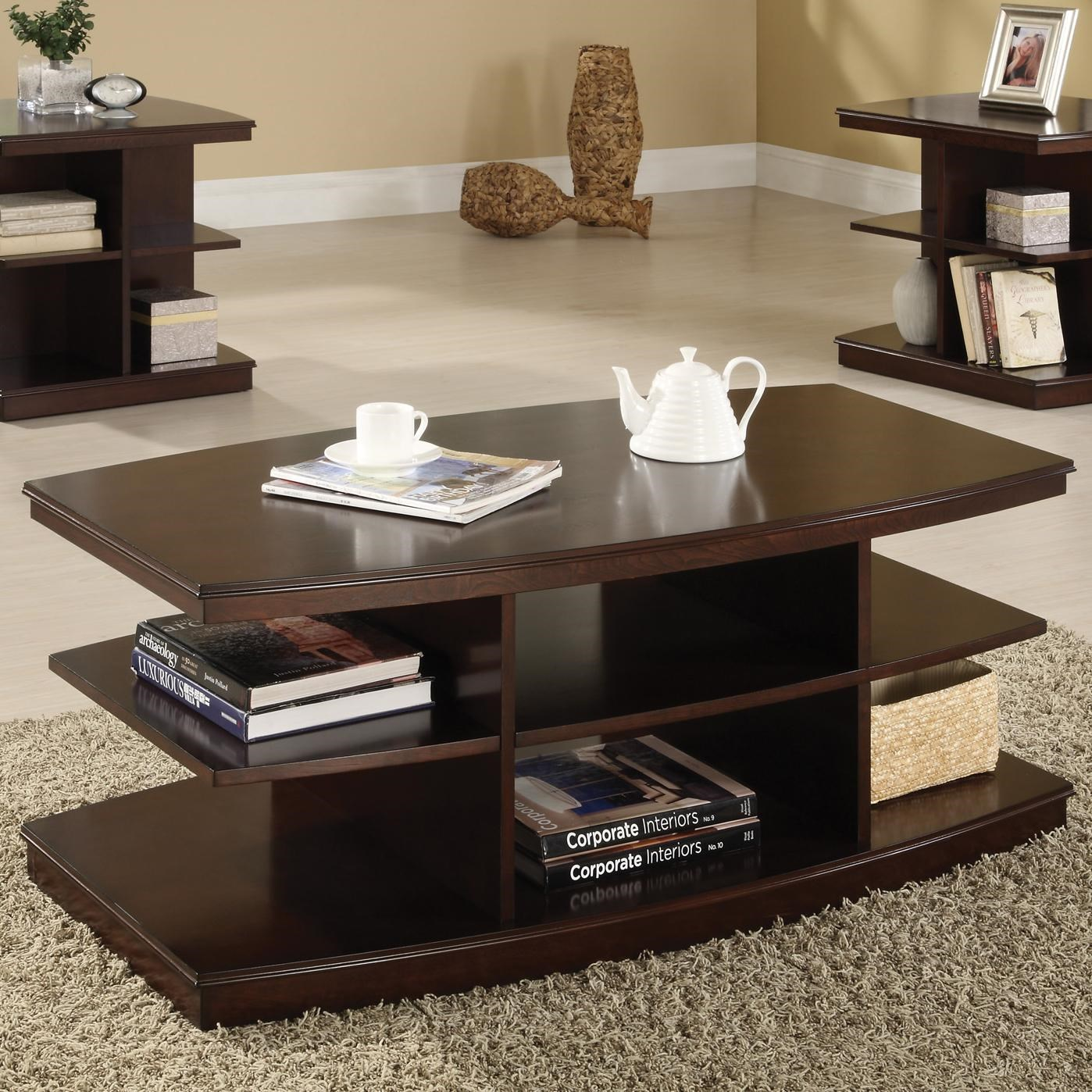 Marvelous Crown Mark Ella Coffee Table