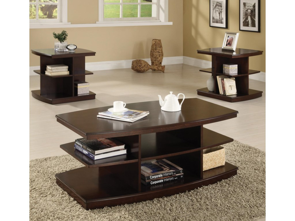 Shown with Coordinating Coffee Table