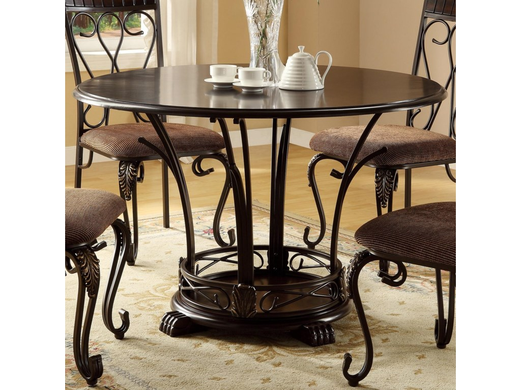 Crown Mark EmmaDining Table