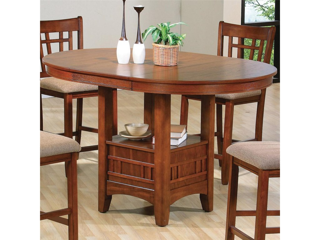 Crown Mark EmpireCounter Height Dining Table