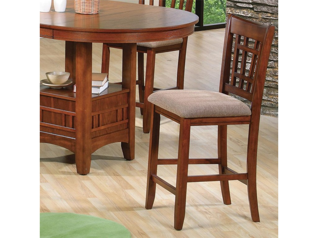 Crown Mark EmpireCounter Height Side Chair