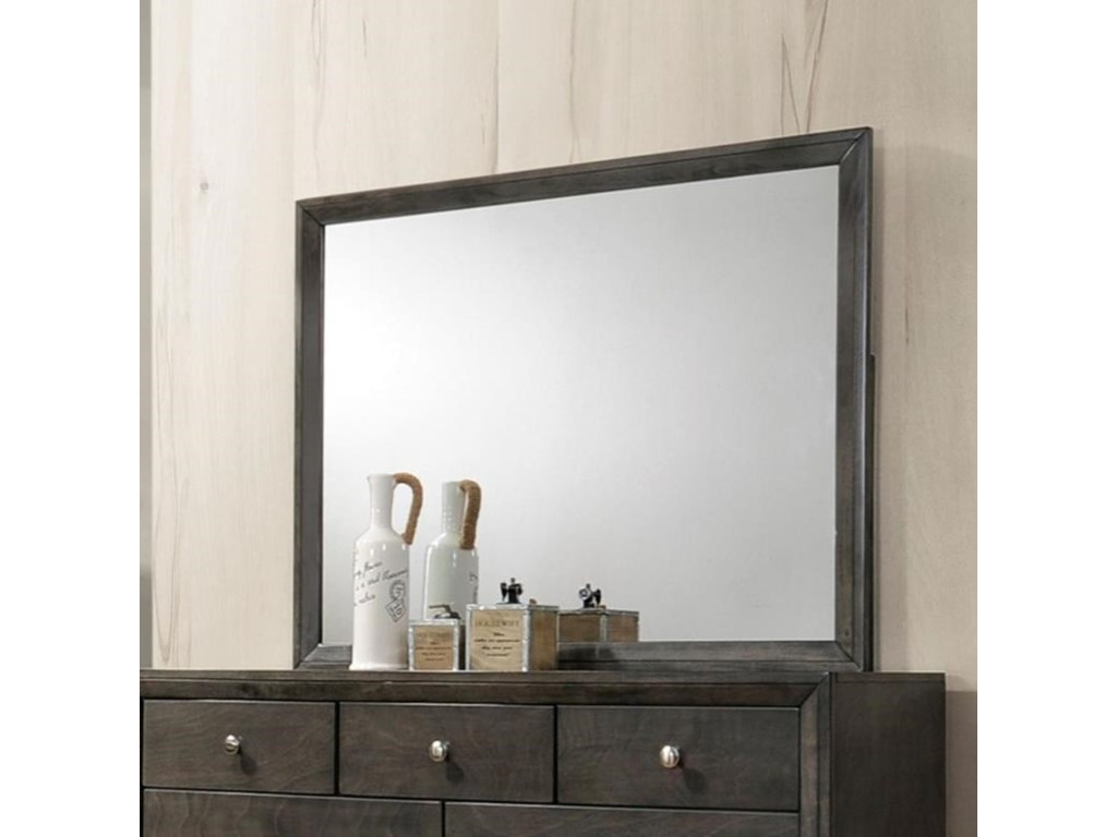 Crown Mark EvanDresser Mirror