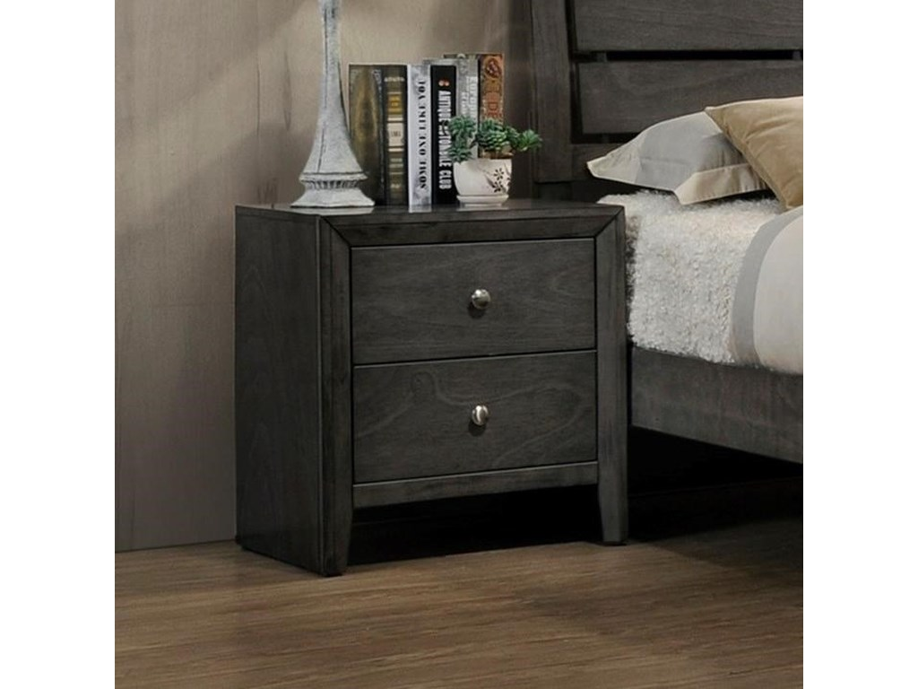 Belfort Essentials EvanNight Stand