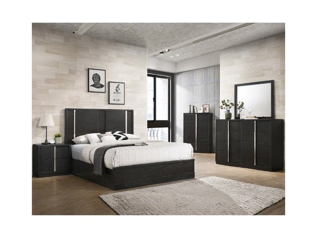 Collection One (Showroom Closing Sale) EvensonQueen Bedroom Group