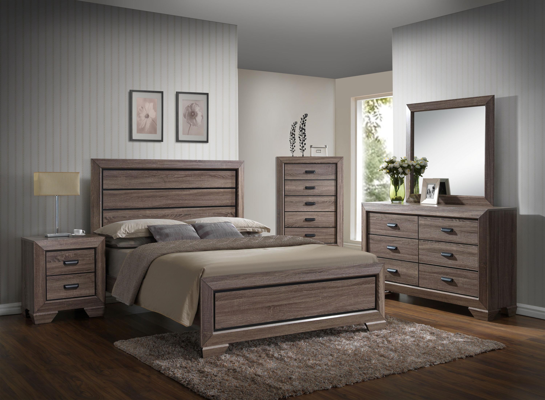 Crown Mark FarrowQueen Bedroom Group