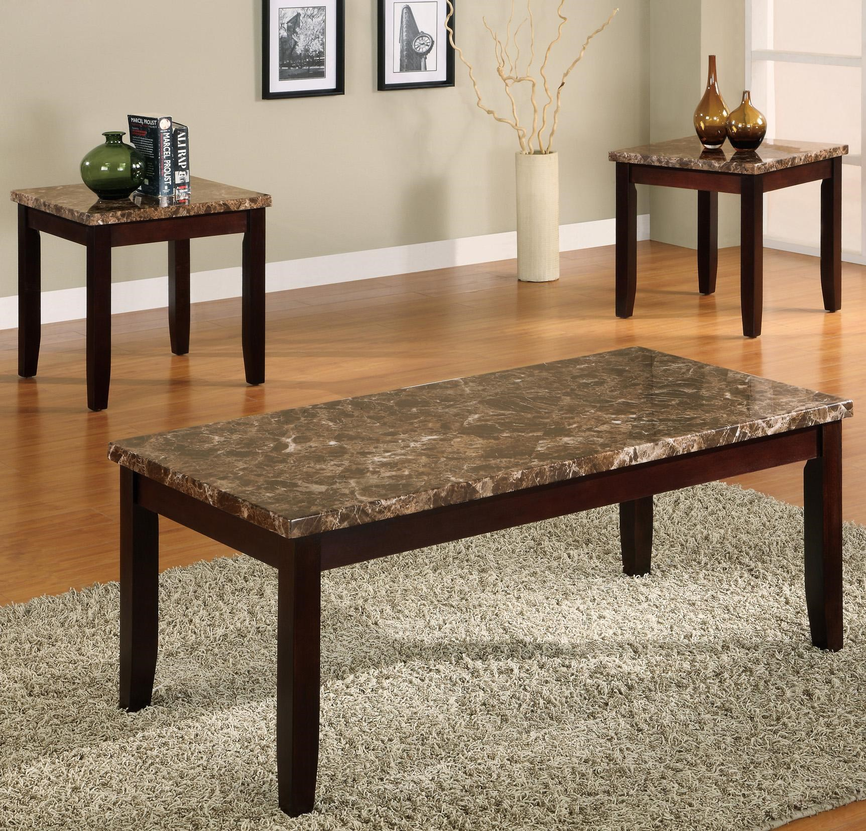 Crown Mark Ferrara 3 Pack Cocktail Table and End Tables Set  sc 1 st  Royal Furniture & Crown Mark Ferrara 3 Pack Cocktail Table and End Tables Set | Royal ...