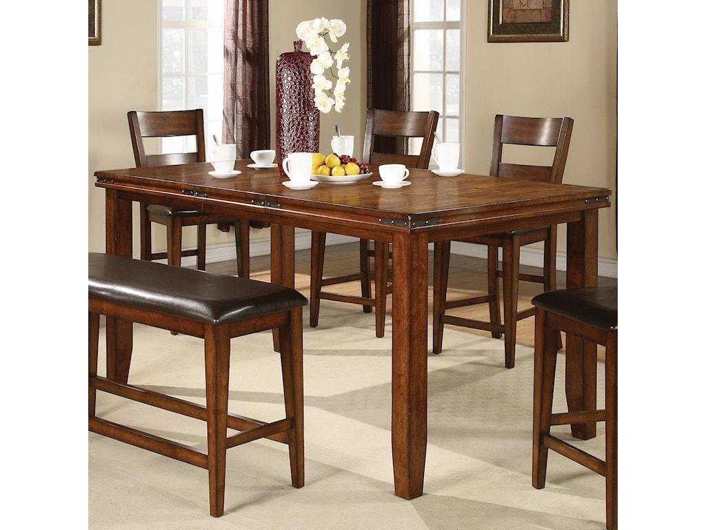 Crown Mark FigaroCounter Height Table