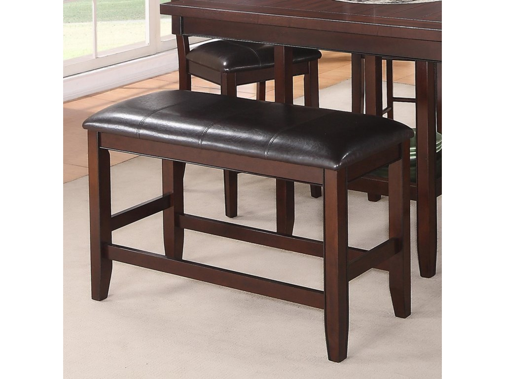 Crown Mark FultonCounter Height Bench