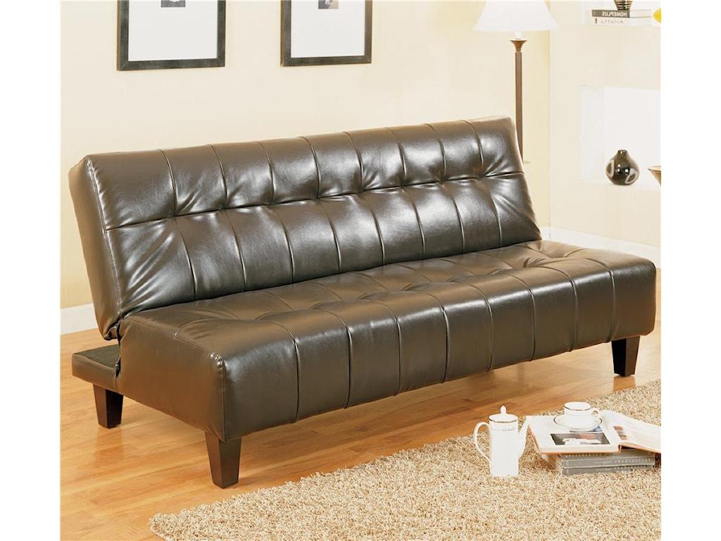 Crown Mark Futons & DaybedsAdjustable Sofa