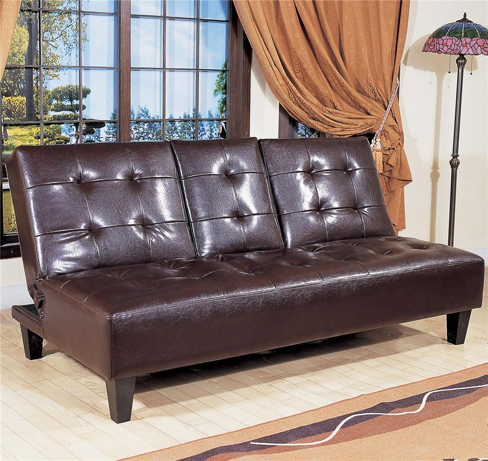 Medium image of crown mark futons  u0026 daybeds adjustable sofa with snack tray