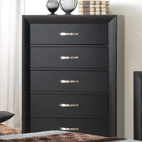 Crown Mark Galinda  6 Drawer Chest