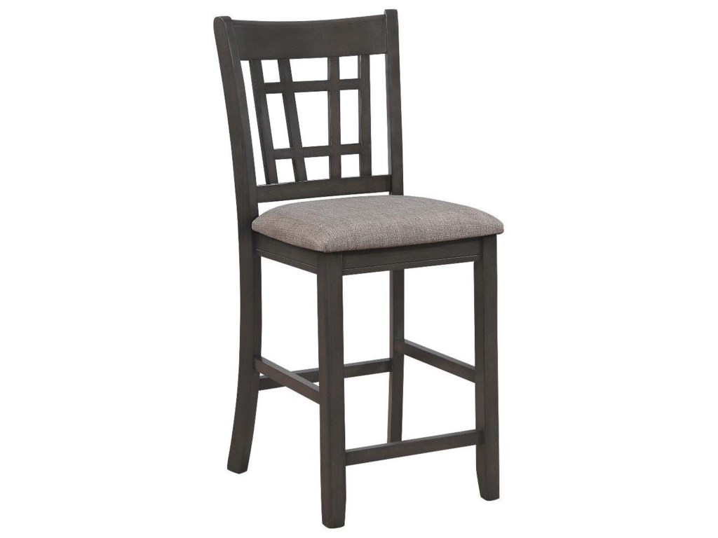 reputable site 3dc72 7d2c8 Hartwell Transitional Counter Height Chair Stool by Royal Fair at Ruby  Gordon Home