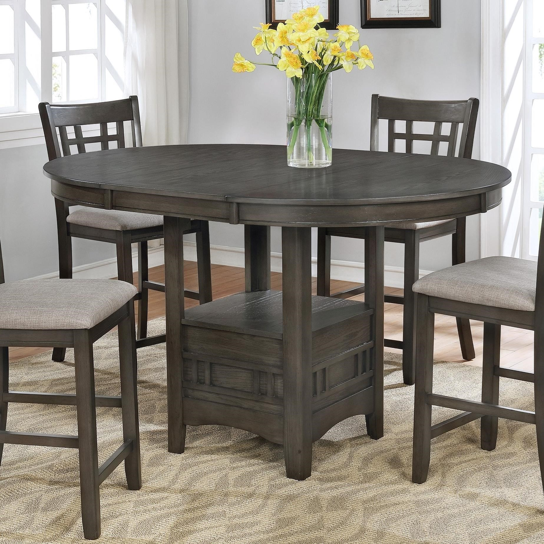 Crown Mark HartwellCounter Height Table ...