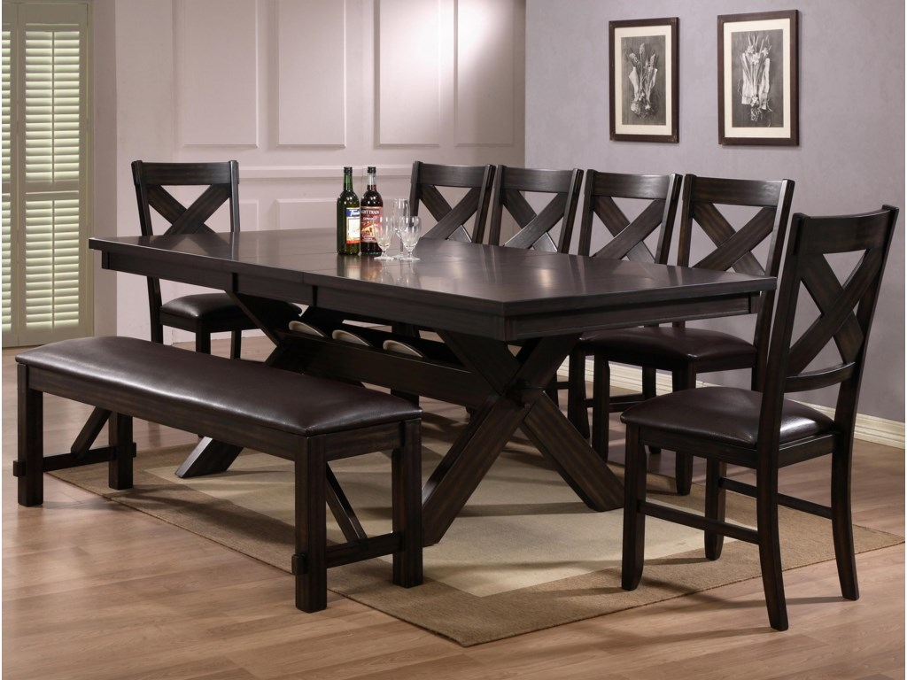 Shown with Counter Height Table & Chairs