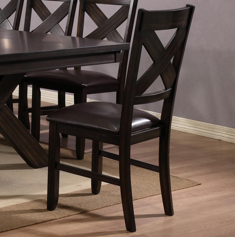 ... Belfort Essentials Havana8 Piece Table U0026 Chair Set
