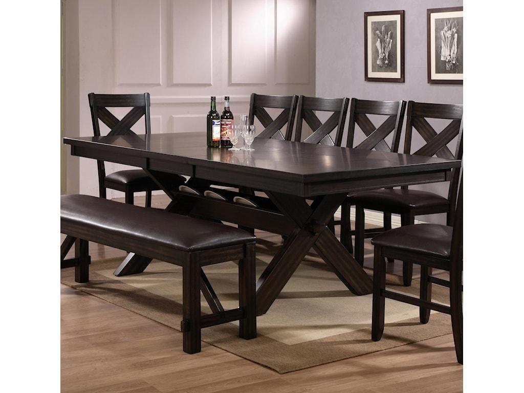 Belfort Essentials HavanaDining Table
