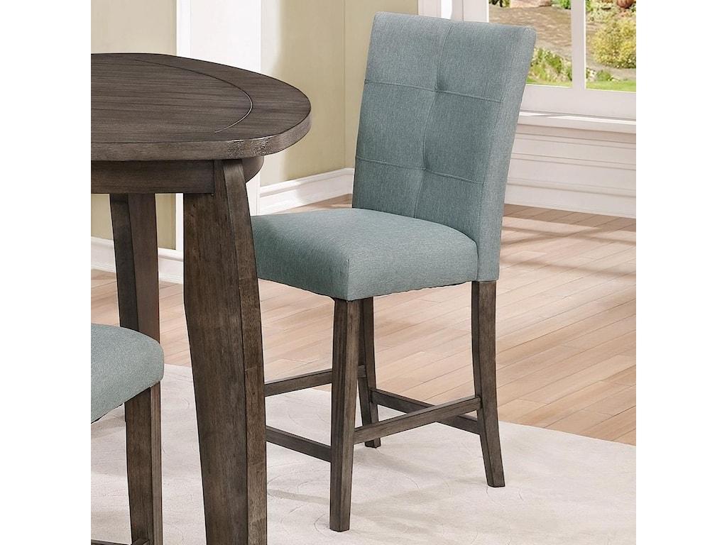 Crown Mark HollisCounter Height Chair