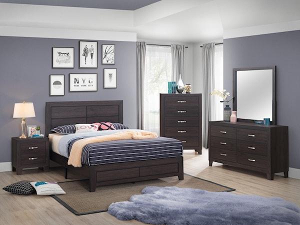Full Bedroom Group
