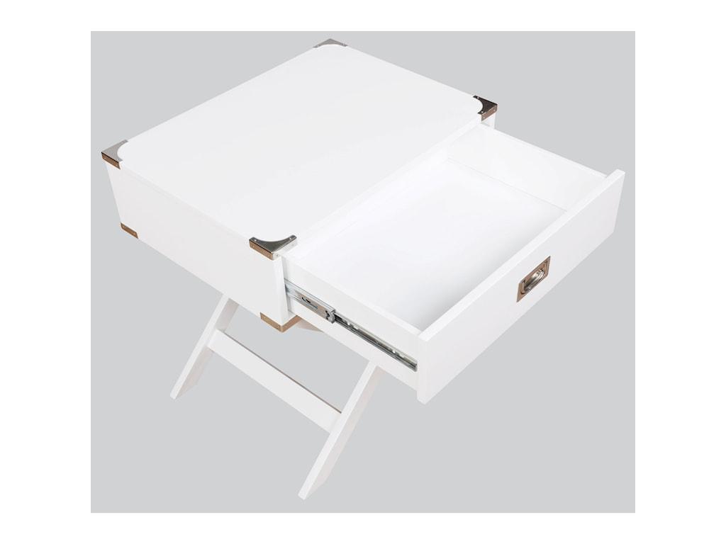 Del Sol CM HudsonChairside Table