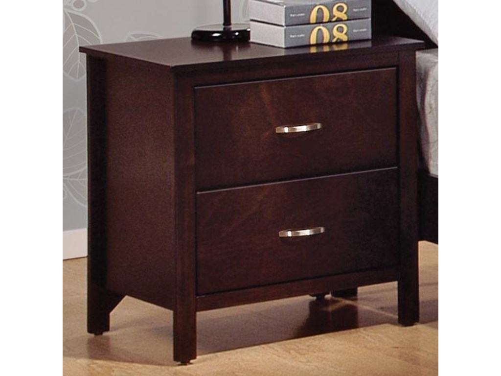 Crown Mark IanNight Stand