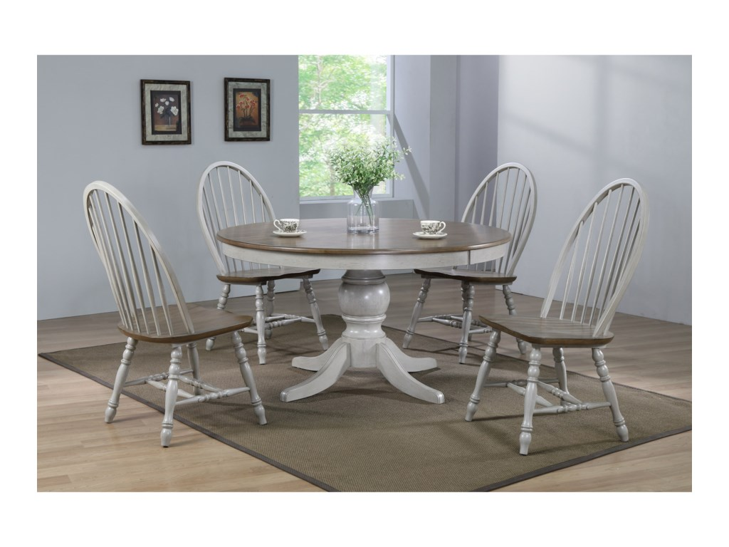 Crown Mark JackRound Dining Table