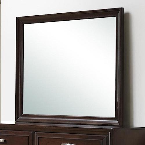 Crown Mark Jacob Dresser Mirror
